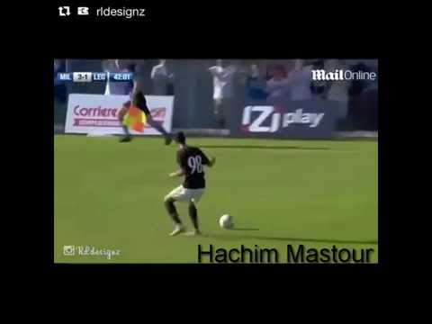 Hachim Mastour Fantastic Goal - Legnano vs AC Milan 1-3 Friendly Match HD 2015