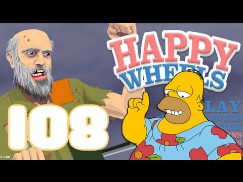 HAPPY WHEELS: Episodio 108