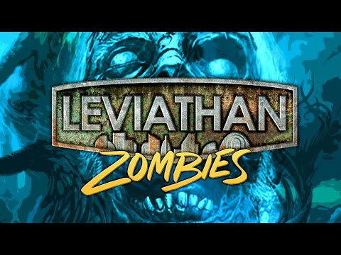 LEVIATHAN: UNDERWATER ZOMBIES Part 2 ★ Call of Duty Zombies Mod Zombie Games