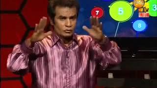 Bandu Samarasinghe Jokes Live in Hiru TV