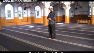 How to perform salat al asr - Four Rak