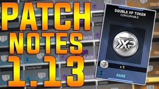 *NEW* INFINITE WARFARE UPDATE PATCH NOTES! INFINITE WARFARE NEW UPDATE 1.13 PATCH NOTES (IW UPDATE)