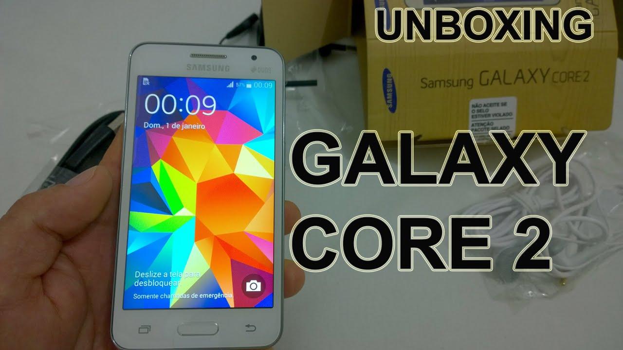 Samsung Galaxy Core 2 o Que