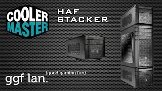 #0060 - Cooler Master HAF Stacker 935+915F - Highly Detailed Overview