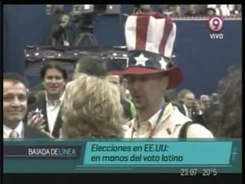 Bajada de línea nº 113 - Elecciones en Estados Unidos(Parte 1)