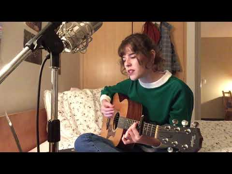 Blood Bank-Bon Iver (cover) by Rachel Bobbitt