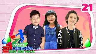 24 HOURS KIDS TRAVELLING| 24HDN #21 FULL| handsome Gia Khiem surprises everyone by his cooking skill