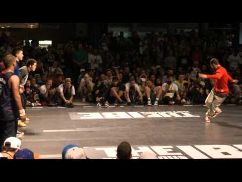 IBE 2011 *Latin America vs Europa* 2.All battles All HQuality...