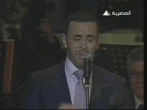 Kazem El Saher - Cairo 09 - Mawal & Eid W 7ob كاظم الساهر - موال و عيد و حب video