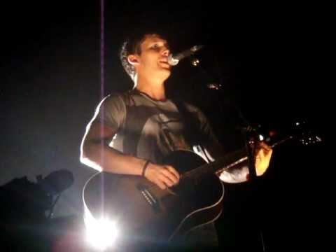 Same Mistake – James Blunt Live In Bangkok 9Aug2011