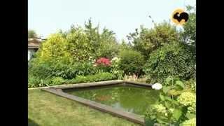 Маленький сад ландшафтные хитрости
