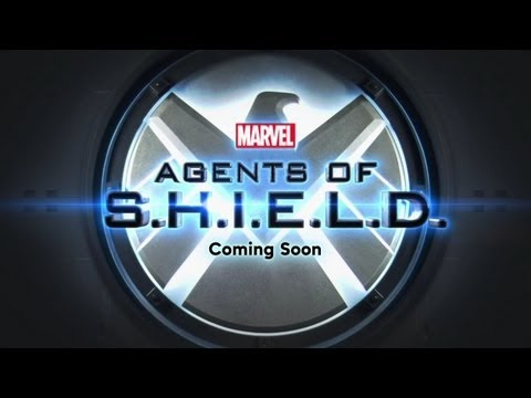 Marvel's Agents of SHIELD First Promo (HD)