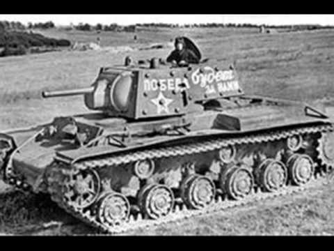 Follow up historical overview of the KV-1 Russian Heavy Tank