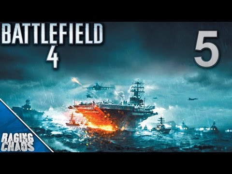 Battlefield 4 Walkthrough - Part 5 - Mission 3 - South China Sea