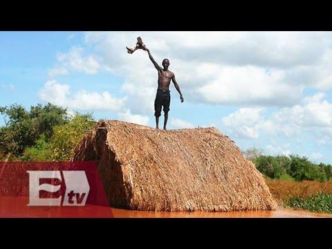 """Africa: 11 millones de menores en peligro por fenómeno """"El niño"""" / Mariana H"""