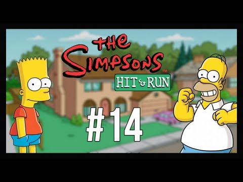 The Simpsons Hit And Run - We Found The Bart! (Episode 14)