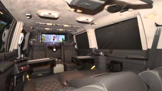VOLKSWAGEN T5 / MULTIVAN / CARAVELLE VIP by TRIMO.COM.TR