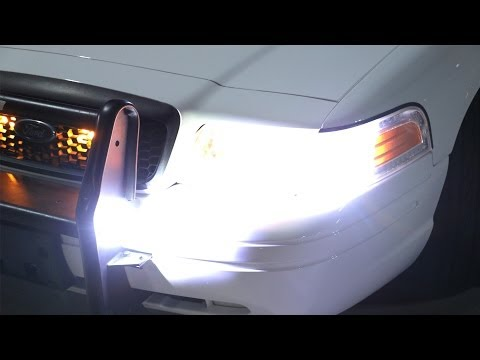 LED Hideaway Emergency Strobe Warning Light - LAMPHUS SnakeEye™ II SEHA16 Product Demo & Review