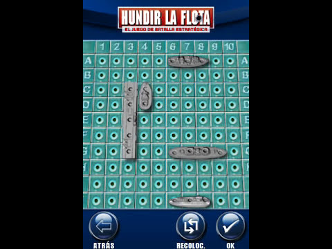 [Juego Idevice] Battleship Batalla Naval en tu Idevice GAMEPLAY