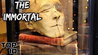Top 10 Scary Secrets Hidden In Time - Part 2