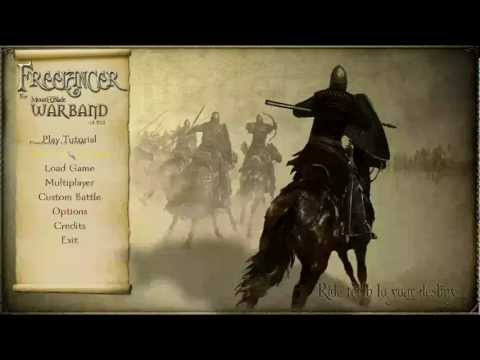 Mount & Blade Warband Freelancer Mod Part 1 Enlisted