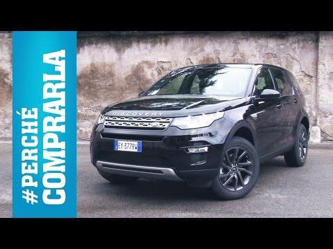 Land Rover Discovery Sport | Perché comprarla... e perché no