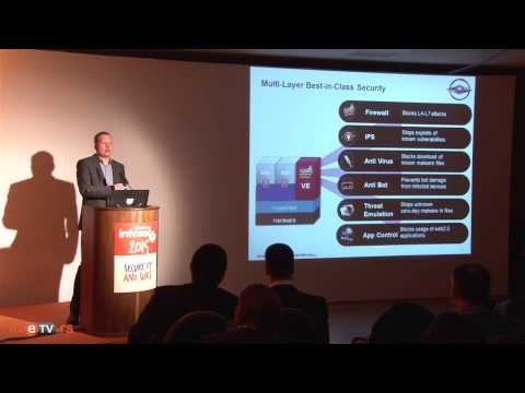 Infosec 2015 - Data Center Security, Check Point