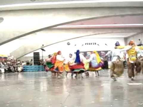 diablo huma  danza Ñanda Mañachi