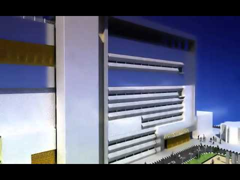 3d architecture animation - Crowds using Project Geppetto