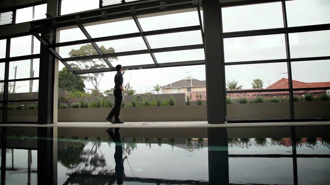 Monarch Renlita Residential Counterweight Doors Luxurious