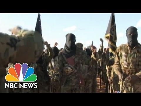 U.S. Strikes Somalia, Terror Threats Mount | NBC News