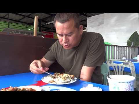 ข้าวแกงสุพรรณ Saphanburi street food