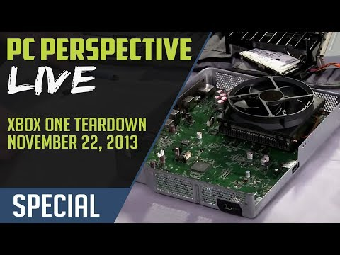 Xbox One Teardown, Disassembly and Unboxing - PC Perspective