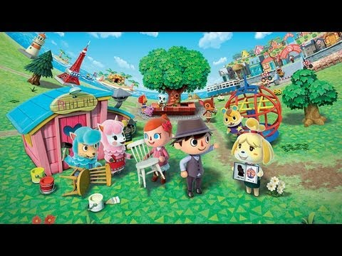 CGR Undertow - ANIMAL CROSSING: NEW LEAF review for Nintendo 3DS