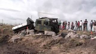 Extreme Hagglunds - Rock Crawling