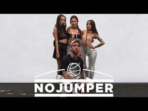 The Bryan Gozzling Interview - No Jumper thumbnail