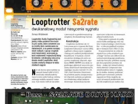 Looptrotter Audio SA2RATE - Bass demo