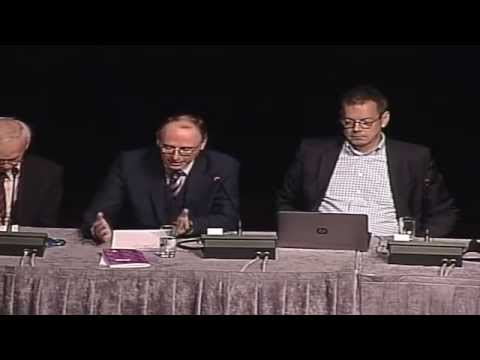 Session 4: Threats to European Recovery, Athens 2014