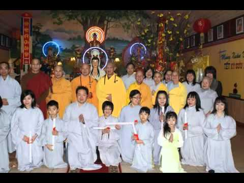 Nghe Thầy Thuyết Kinh - Karaoke (Nhạc Phật Giáo chế lời)