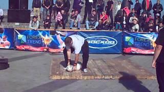 Circus dumbell 155 lbs (Гантель 70 кг)