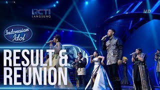 Download Lagu ALL CONTESTANTS - IDOLA INDONESIA - RESULT & REUNION - Indonesian Idol 2018 Gratis STAFABAND
