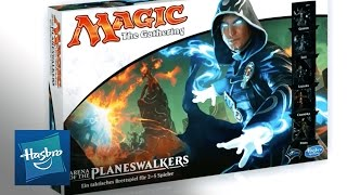 Magic the Gathering – Arena of the Planeswalkers – How to play mit Patrick Dickmann