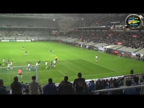 Real Oviedo 1 - UCAM Murcia 0 desde Grada - nº58 de VideoblogASTURIAS.com