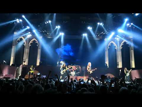 Iron Maiden - Hallowed Be Thy Name - HQ - Cracow