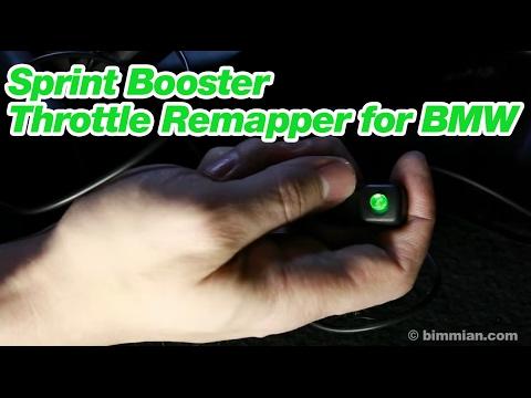 Sprint Booster Throttle Remapper for BMW