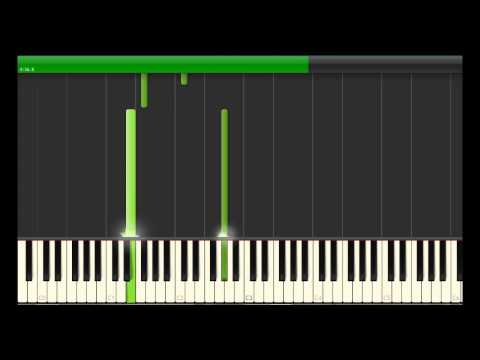 November Rain - Guns N' Roses Tutorial PIANO
