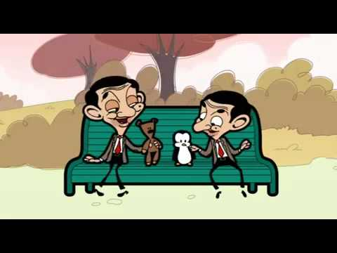 Mr  Bean Animated Series Double Trouble Part1