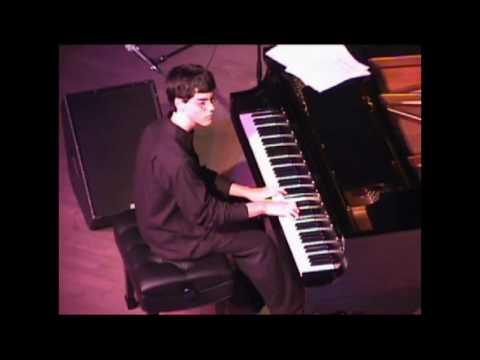 The Matt Savage Trio-