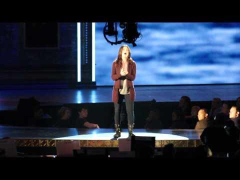 Tony Awards Dress Rehearsal, Idina Menzel - June 8, 2014