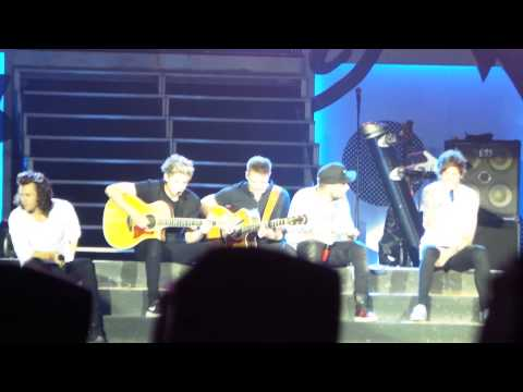 Little Things - One Direction Live In Dubai video